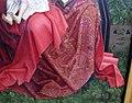 Maestro del fogliame ricamato, madonna incoronata da angeli, 1476-1482 ca. 04.JPG