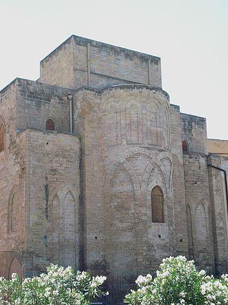 La Magione, Palermo - Image: Magione apse