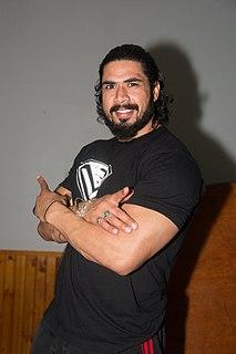 Mahabali Shera Indian professional wrestler (born 1990)