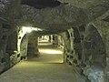 Main road of San Giovanni Catacombs.jpg
