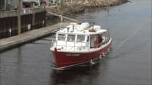 File:Maine Fishing Boat.ogv