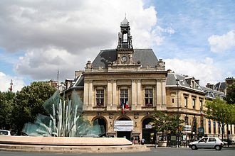 20th arrondissement of Paris - City hall