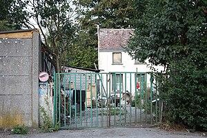 Marc Dutroux - Image: Maison Marc Dutroux Marchienne au Pont