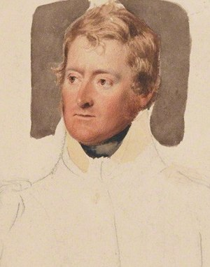 Frederick Cavendish Ponsonby - Major-General Sir Frederick Cavendish Ponsonby by Thomas Heaphy