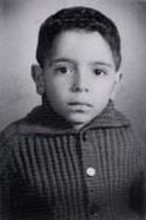 Mohsen Makhmalbaf - Makhmalbaf (childhood)