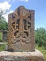 Makravank Monastery (khachkar) (199).jpg