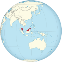 Malaysia on the globe (Southeast Asia centered).svg