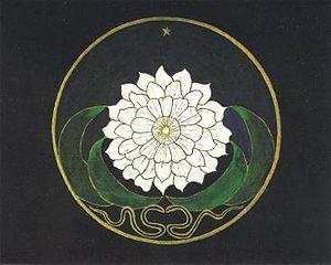 Alchemical Studies - Image: Mandala Golden Flower Jung
