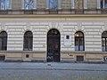 Mannó bérház, Gyulay Pál utcai bejárat, 2017 Palotanegyed.jpg
