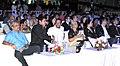 Manohar Parrikar, the Minister of State for Information & Broadcasting, Col. Rajyavardhan Singh Rathore, veteran actress Waheeda Rehman, actor Nana Patekar and other dignitaries.jpg