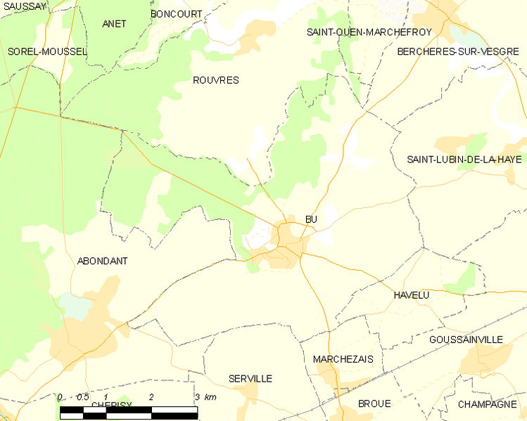 Fitxer:Map commune FR insee code 28064.png