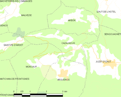 Map commune FR insee code 31131.png