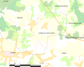 Map commune FR insee code 49107.png