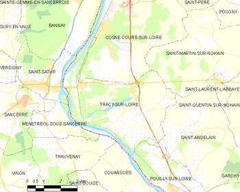 Tracy Sur Loire Wikipdia