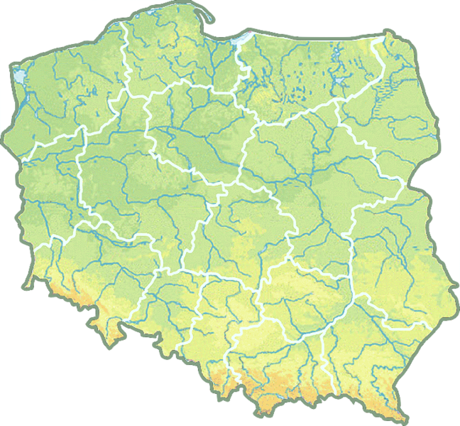 Файл:Map of Poland colorful.png