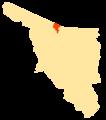 Mapa Municipios Sonora Sáric.png