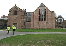 Mappa Mundi and Chained Library are housed here - geograph.org.uk - 665609.jpg