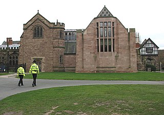 Hereford Cathedral Library