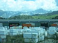 Marble quarries and factories of Carrara seen from the train.jpg