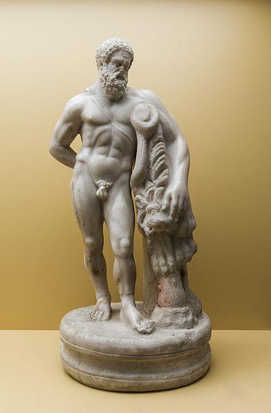 Statue of Publius Scipio Cornelius Marcus Germanicus Maximus Sr. the III: 82 AD