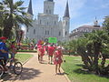 March Against Monsanto end at Jackson Square New Orleans 2.JPG