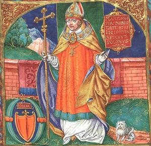 Martin I (archbishop of Gniezno) - Image: Marcin