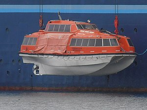 Marco Polo' lifeboat down Tallinn 11 June 2012.JPG