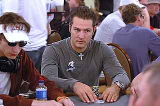 Marco Traniello Italian poker player