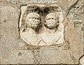 Maria Saal Wallfahrtskirche Nischenportraitgrabstein Büsten Ehepaar 26092016 4500.jpg