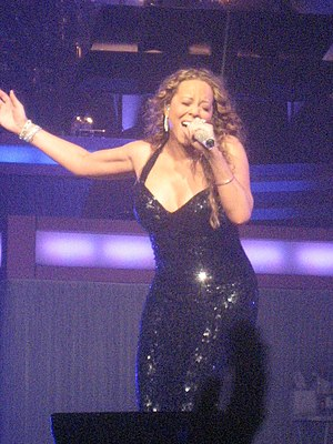 "We Belong Together - Carey performing ""We Belong Together"" on her Angels Advocate Tour"