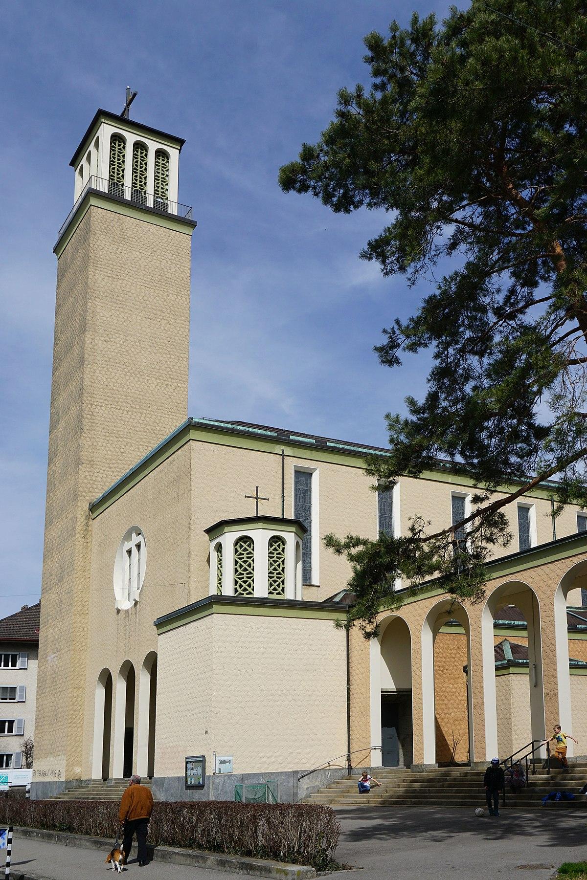 Marienkirche (Bern) – Wikipedia