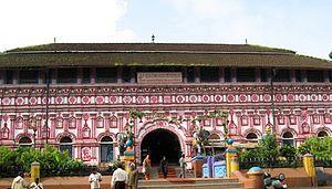 Sirsi, Karnataka - Marikamba temple at Sirsi