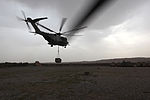 Marine Aircraft Group- Afghanistan helps retrograde last of personnel, equipment from Sangin Valley 140430-M-XX123-9938.jpg
