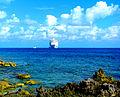 Mariner of the Seas and Green Rocks.jpg