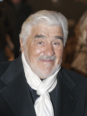 Mario Adorf - Mario Adorf at the 61st Berlin International Film Festival, 2011