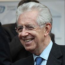Mario Monti, 54esimo Presidente del Consiglio