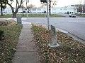 Marker 10 11800 Harrison at 3 Trails Corridor (e039528ce72a40d3942c1d347a110588).JPG