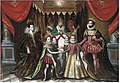 Marriage of Louis XIII by follower of A. Sanchez Coello.jpg