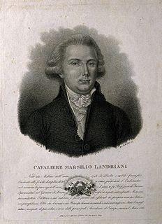 Italian chemist, physicist and meteorologist