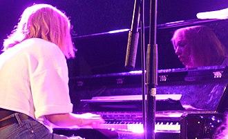 2014 in jazz - Marte Eberson, Vossajazz 2014.