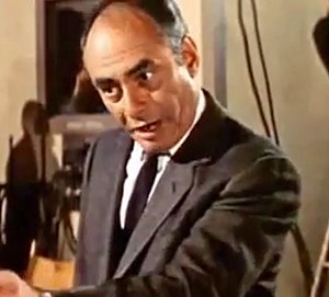 Martin Balsam - Martin Balsam in trailer for The Carpetbaggers (1964)
