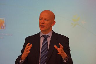 Coventry City Council - Chief Executive Martin Reeves, seen on 20 October 2012