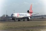 Martinair Cargo l PH-MCY l McDonnell Douglas MD-11 (16650924090).jpg