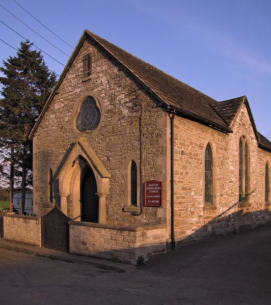 Marton Congregational Church