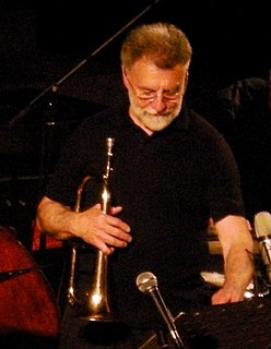 Marvin Stamm American trumpeter
