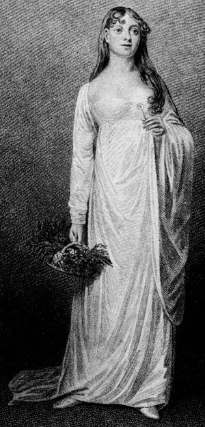 Mary Catherine Bolton - Mary Catherine Bolton as Ophelia in 1813