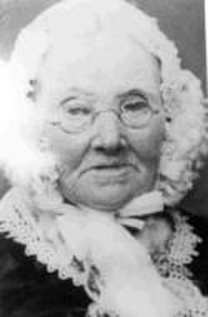 Simeon Lord - Mary Hyde in old age