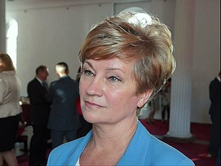 Marzenna Drab Polish politician