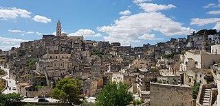 Matera Comune in Basilicata, Italy