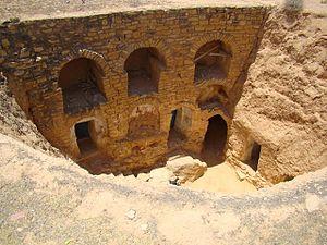 Matmata, Tunisia - Cave dwelling